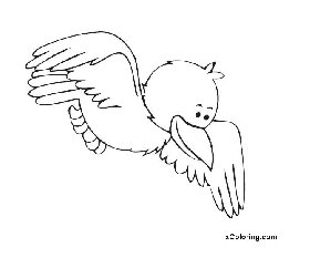 free coloring pages Bird